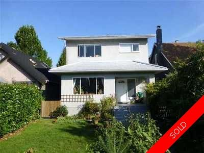 Cambie House for sale:  3 bedroom 3,391 sq.ft. (Listed 2015-01-19)