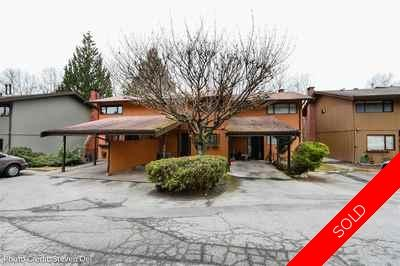 Simon Fraser Hills Townhouse for sale:  3 bedroom 1,900 sq.ft. (Listed 2017-03-14)