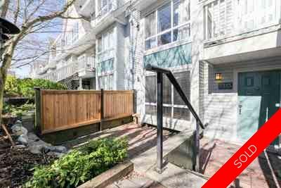 Highgate Townhouse for sale:  2 bedroom 919 sq.ft. (Listed 2019-03-20)
